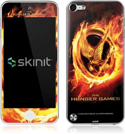 Skinit The Hunger Games Logo Vinyl Skin for Apple iPod Touch (5th Gen/2012)