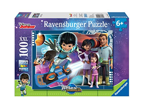 Ravensburger-10924-Miles-from-Tomorrowland-100-pc-Puzzle