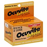 Bausch & Lomb Ocuvite Nutrition For Eyes, Capsules, 36 ct.