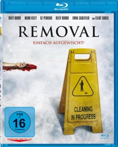 Removal - Einfach aufgewischt! [Blu-Ray]