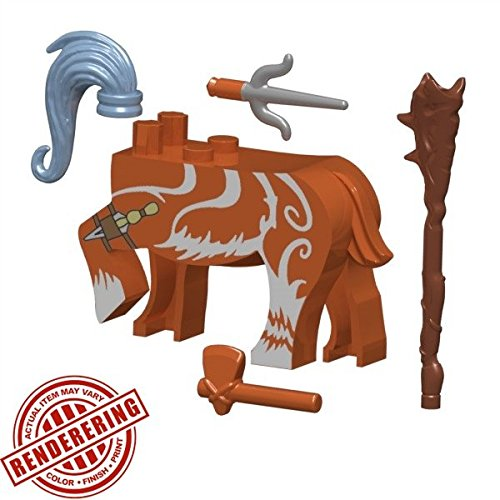 Brickforge-Centaur-Minifig-Accessory-Pack-Centaur-Stormer-Minifigure-Not-Included