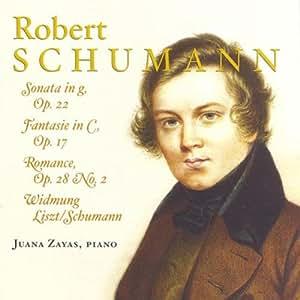 Juana Zayas Plays Schumann