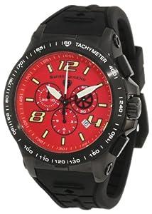 Swiss Legend 10040-BB-05 - Reloj de pulsera hombre, caucho