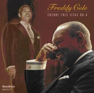 Freddy Cole Sings Mr.B