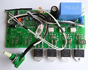 PowerStar AE115 PCB Control Board #93-793777 for Copper Can Units