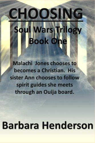 Book: Choosing - Soul Wars Trilogy Book One by Barbara Henderson