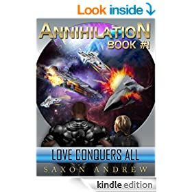 Love Conquers All (Annihilation Series Book 2)