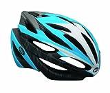 Bell Array Helmet - Matte Blue/Black, Medium