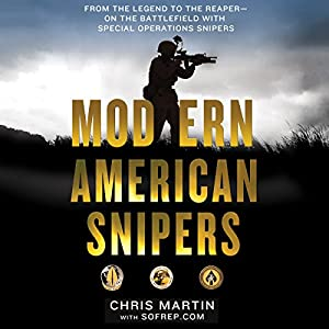 Modern American Snipers Audiobook