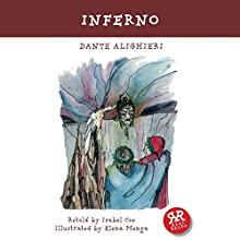 Inferno (       ABRIDGED) by Dante Alighieri, Isabel Coe Narrated by Rob Penman