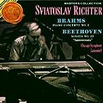 Brahms: Piano Concerto No. 2; Beethov...