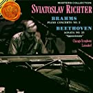 Brahms : Concerto pour piano n� 2 / Beethoven : Sonate pour piano n� 23 Appassionata