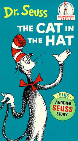 Dr. Seuss - The Cat in the Hat (Beginner Book Edition) [VHS]