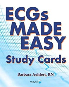 Ecgs Made Easy Second Edition Barbara Aehlert, Rn