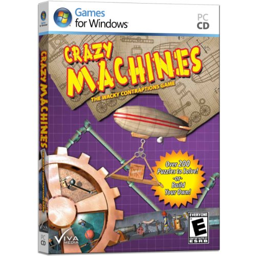 Crazy Machines: The Wacky Contraptions Games (PC/Mac)