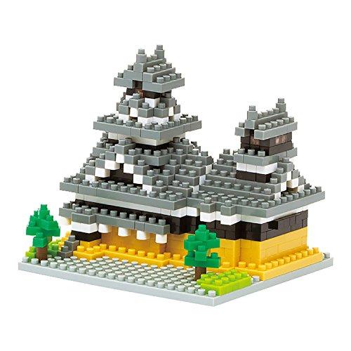Kawada Nanoblock Kumamoto Castle Building Kit