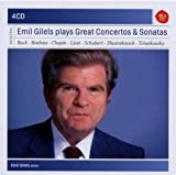 echange, troc  - Emil Gilels plays Great Concertos and Sonatas