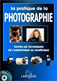 Photo du livre La pratique de la photographie