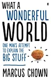 img - for What a Wonderful World: One Man's Attempt to Explain the Big Stuff book / textbook / text book