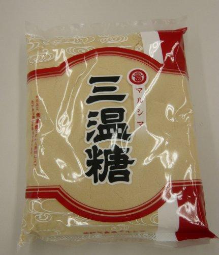 マルシマ 白三温糖 800g