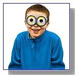 Despicable Me Minion Goggles