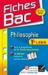 Fiches Bac Philosophie Tle L,ES,S: Fi...