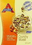 Atkins Day Break Crunchy Muesli Cereal 325 g (Pack of 3)