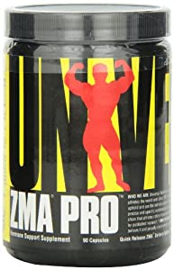 Universal Nutrition ZMA Pro Capsules Pack of 90