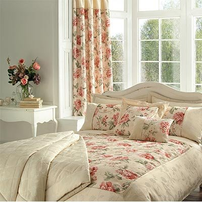 Catherine Lansfield Helena Curtains Multi