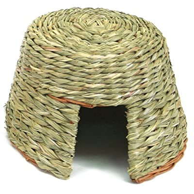 Ware Nature Willow and Grass Small Pet Hut, Large