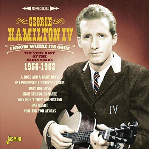 George Hamilton IV - orig. ABC-Paramount 10028 - Zortam Music