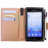 【Smart Holder for Biz】 docomo Xperia acro HD SO-03D / au Xperia acro HD IS12S 用(ブックスタイル)
