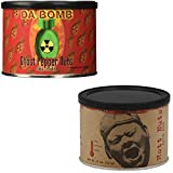 Spicy Peanuts Bundle: Da Bomb Ghost Pepper Nuts and Pain Is Good Batch #218 Hott Nuts