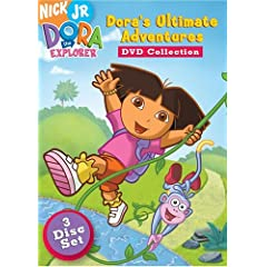 Dora the Explorer - Dora's Ultimate Adventure Collection