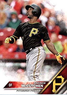 2016 Topps Team Edition #PPI-1 Andrew McCutchen Pittsburgh Pirates Baseball Card-MINT