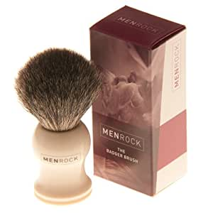 Men Rock  Badger Brush