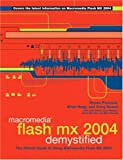 Macromedia Flash MX 2004 Demystified