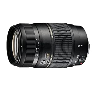 "Tamron AF 70-300mm 4-5,6 Di LD Macro 1:2 digitales Objektiv mit ""Built-In Motor"" für Nikon"