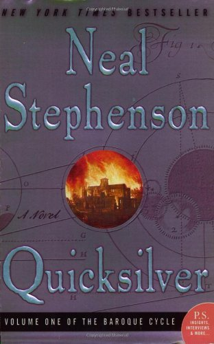 an analysis of the novel by neal stephenson Summary | review | buy while it's not as groundbreaking or as instantly gripping  as his breakthrough novel snow crash, neal stephenson's.
