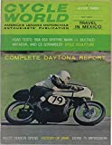 img - for Cycle World: America's Leading Motorcycle Enthusiasts' Publication, vol. 5, no. 6 (June 1966): Travel in Mexico; BSA 650 Spitfire Mark II, Bultaco Matador, & CZ-Scrambler (Buddy Elmore cover) book / textbook / text book