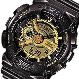 カシオ CASIO Gショック ガリッシュゴールドシリーズ 腕時計 GA-110BR-5AJF ゴールド×ダークブラウン