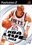 NBA Live 2003 on PlayStation 2