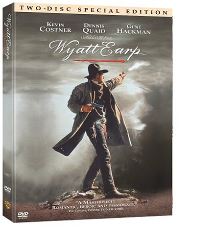 Cover art for  Wyatt Earp (Two-Disc Special Edition)