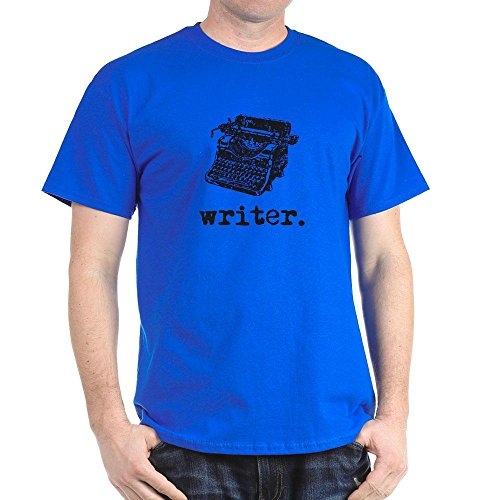 CafePress Type-Writer Dark T-Shirt -