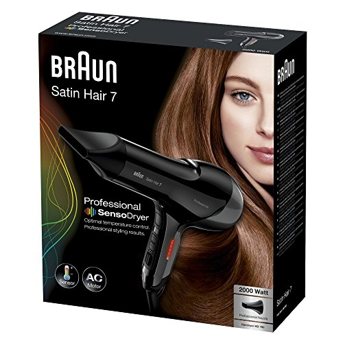 Braun Satin Hair 7 HD780 SensoDryer Haartrockner / Föhn -