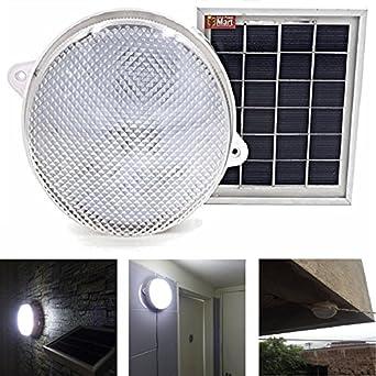 ROXY Solar Outdoor Indoor Lighting Kit With Lithium Technology Photo Sensor