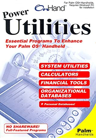 On Hand Power Utilities