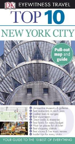 Top 10 New York (Eyewitness Top 10 Travel Guides)