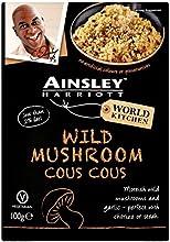Ainsley Harriott Wild Mushroom Cous Cous 100g - Pack of 6