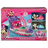 Amazing Disney Mickey Mouse and Friends Minnie's Bow-tique Vacation at Sea Set by Fisher-Price